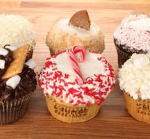 Crumbs-cupcake
