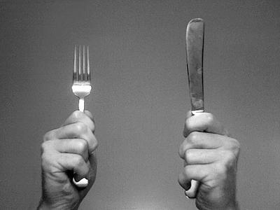 Knife-fork