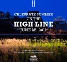 High-line-summer