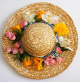 Free Easter Bonnet Decorating Class