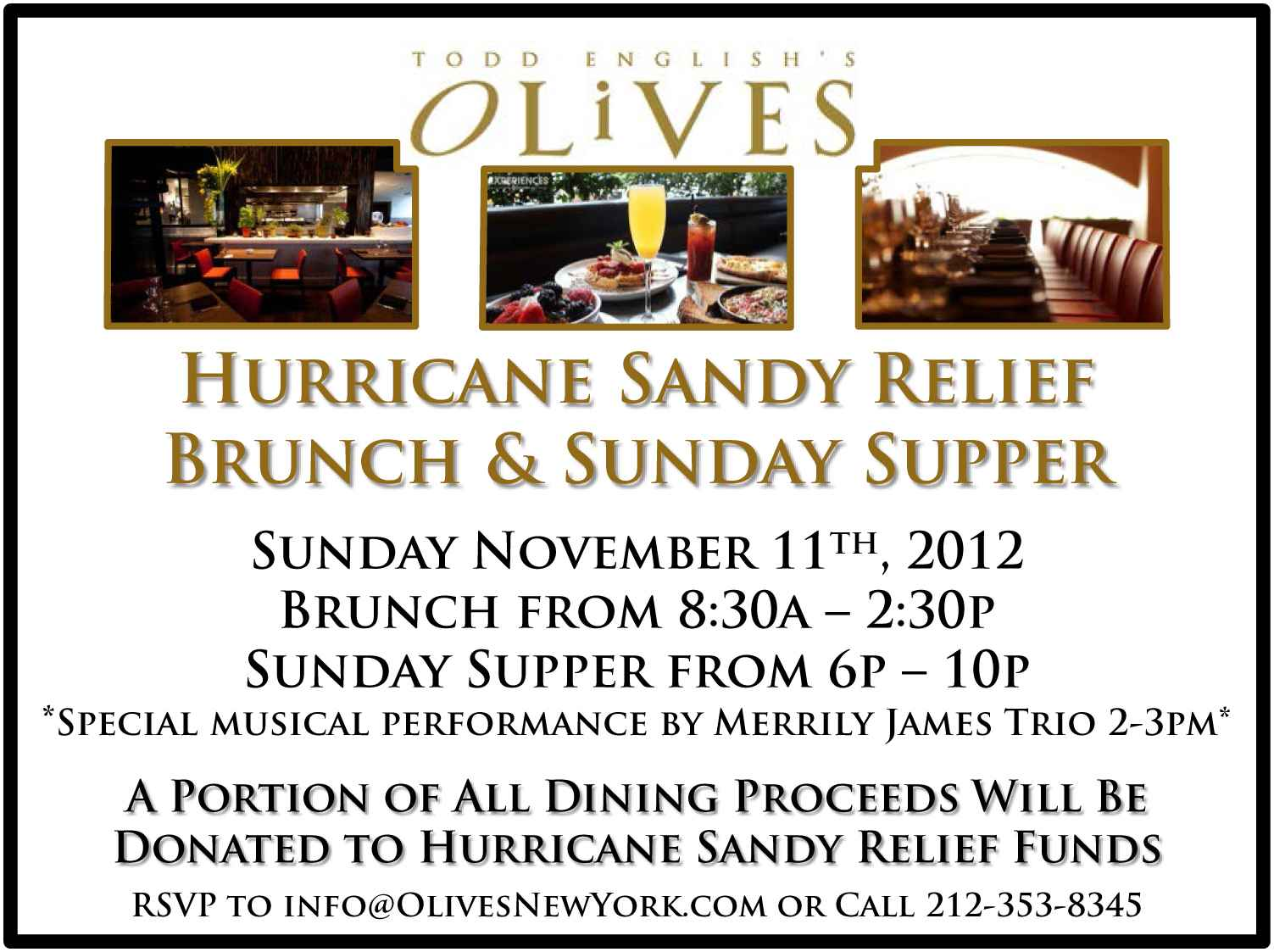 Olives-sandy