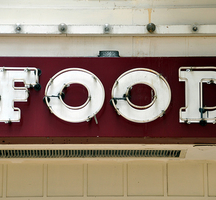 Food-sign