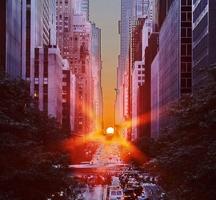 Manhattanhenge-2015
